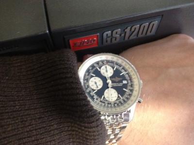 Breitling Wristschot A13322 elmo